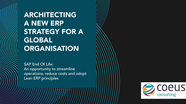 ERP Case Study - Cover image only